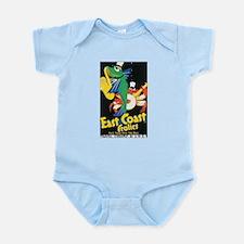 East Coast Frolics Infant Bodysuit