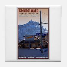 Grindelwald Tile Coaster