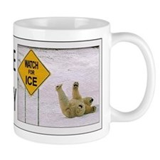 Watch for Ice Mug