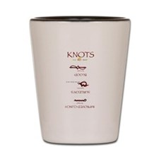 Knots - Shot Glass