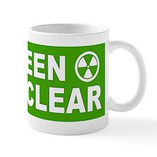 Go Green, Go Nuclear Mug