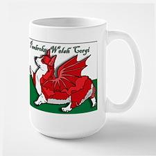 The Red Corgon! - Mug