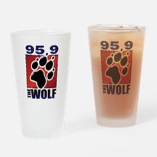 Cute 95.9 Drinking Glass