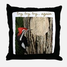 Try-try Again Pillow