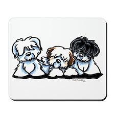 I Love Cotons Mousepad