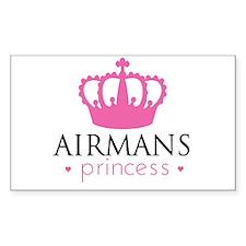 Airmans Princess - Decal