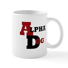 Alpha Dog Small Mug