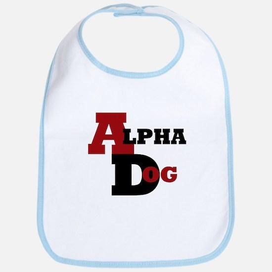 Alpha Dog Bib