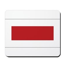 Sharjah Flag Mousepad