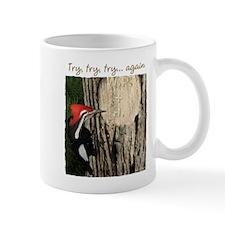 Try-try Again Small Mug