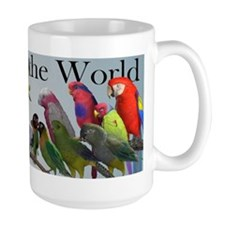 Parrots of the World Mug