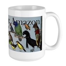 Birds of the Amazon Mug