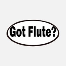Got Flute? Patches