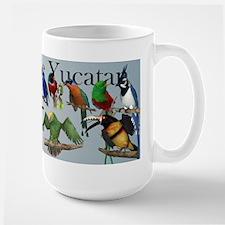 Birds of the Yucatan Mug