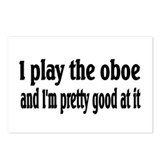 Oboe Postcards