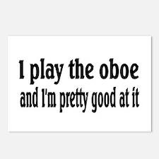 Oboe Postcards (Package of 8)