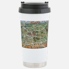 Cute Atlanta georgia Travel Mug