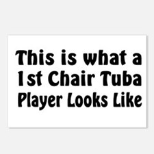 Tuba Master Postcards (Package of 8)