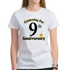 9th Anniversary Party Gift Tee