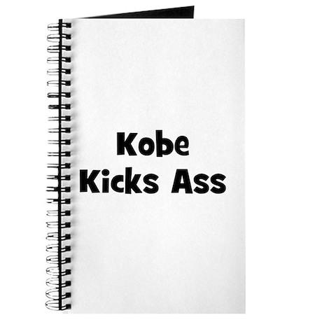 Kobe Kicks Ass Journal