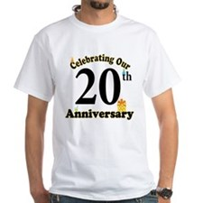 20th Anniversary Party Gift Shirt