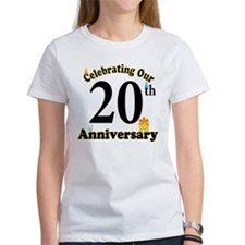20th Anniversary Party Gift Tee