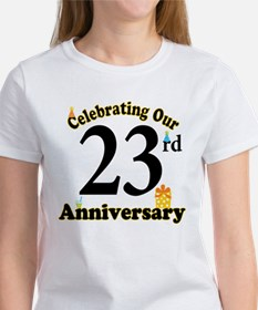 23rd Anniversary Party Gift Tee