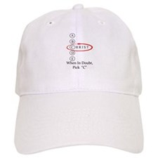 Christ Only One Choice Baseball Cap