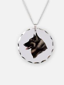 Belgian Shepherd Dog Necklace