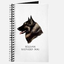 Belgian Shepherd Dog Journal