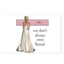 Lesbian Beauty Postcards (Package of 8)