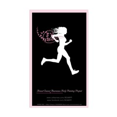 Run/Wak Sticker (Rectangle) - 58b