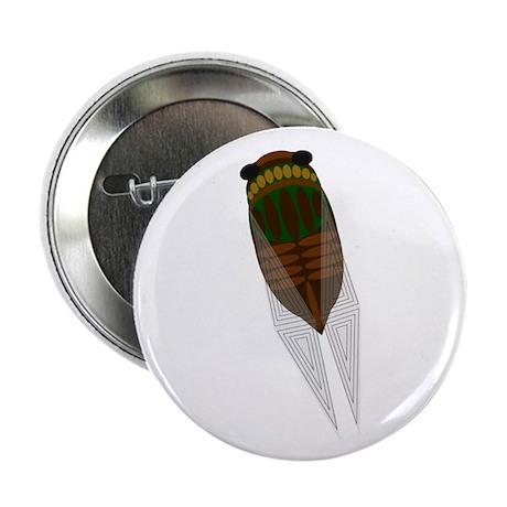 """Cicada 2.25"""" Button"""