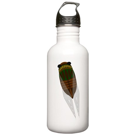 Cicada Stainless Water Bottle 1.0L