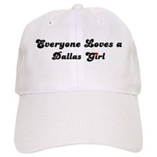 Loves Dallas Girl Cap