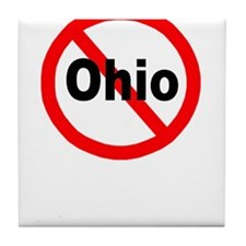 Ohio Tile Coaster