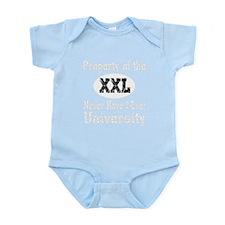 Never Have I Ever Infant Bodysuit