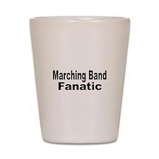 Band Fanatic Shot Glass