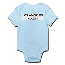 Los Angeles Rocks! Infant Creeper