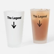 The Legend Drinking Glass