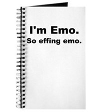 So Effing Emo Journal