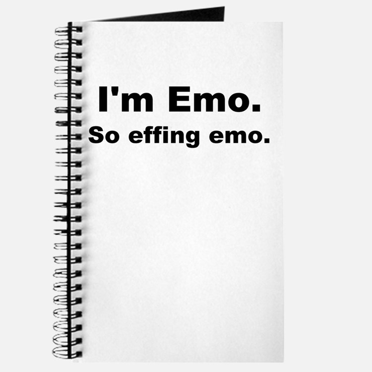 So Effing Emo Journal