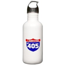 I survived the 405 Water Bottle