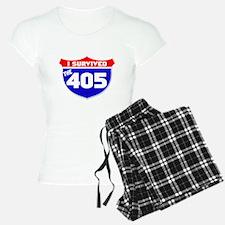 I survived the 405 Pajamas