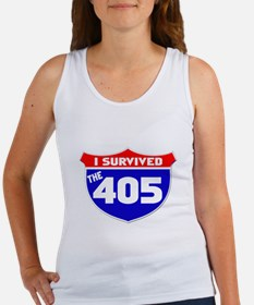 I survived the 405 Women's Tank Top