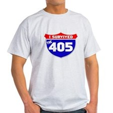 I survived the 405 T-Shirt