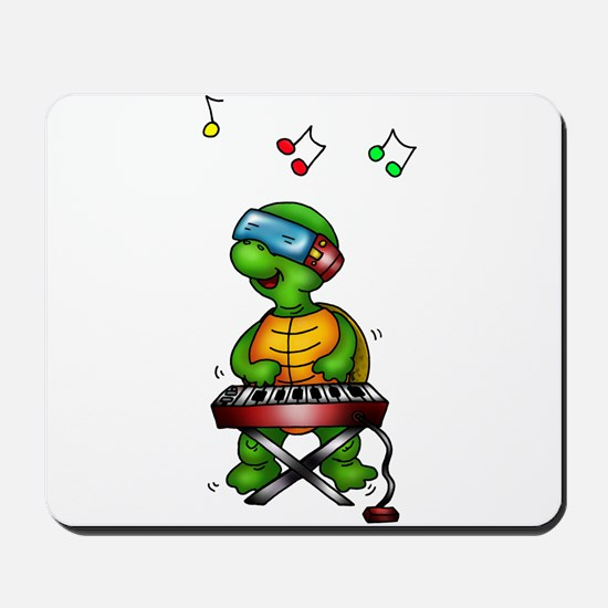 Turtle Rockin' Mousepad