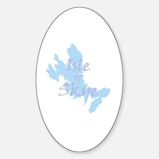 Cute Skye Sticker (Oval)