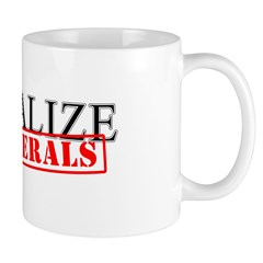 Visualize No Liberals Mug