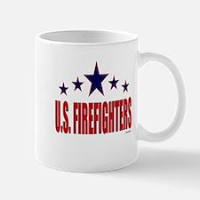 U.S. Firefighters Mug